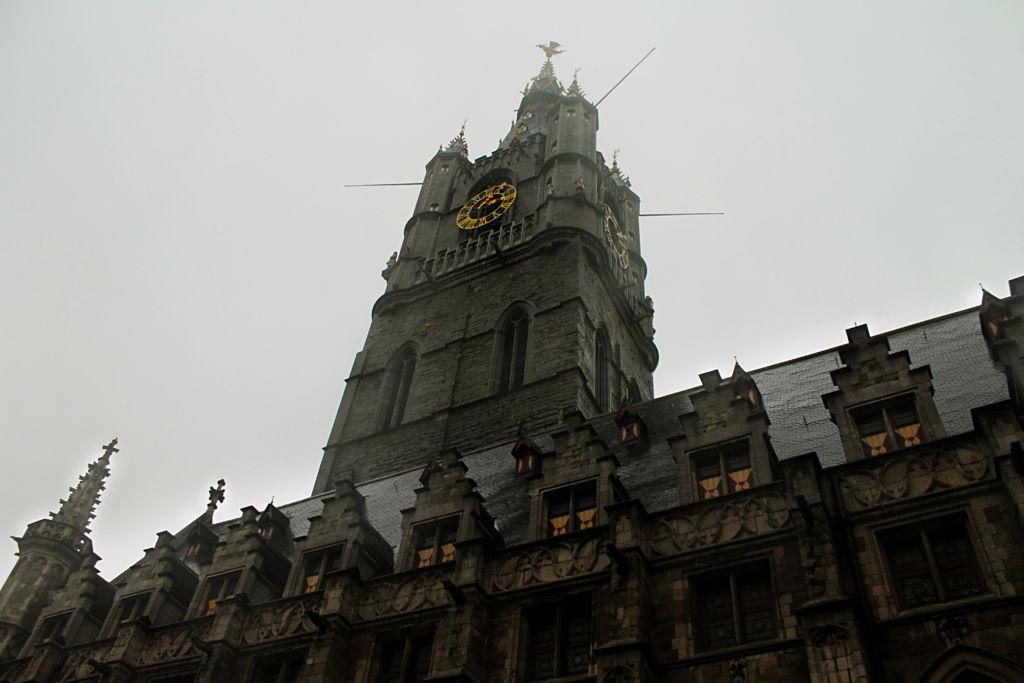 Belfort, la torre del campanario