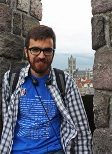 Oriol Salvador, nuevo corresponsal de Erasmus en Flandes desde Gante