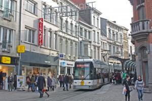 La calle comercial de Velderstraat