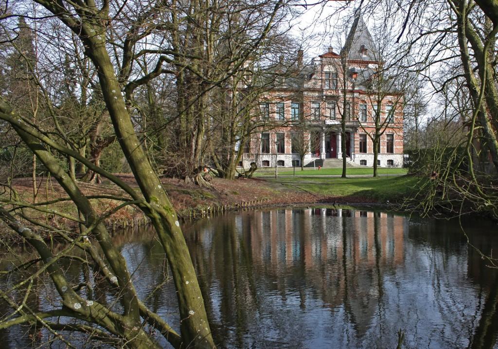 Excursión al parque de Domein Claeys-Bouüaert