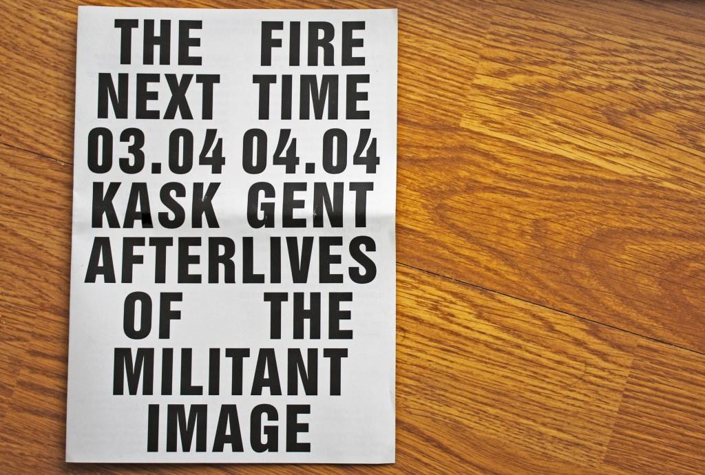 The Fire Next Time: una muestra de cine político