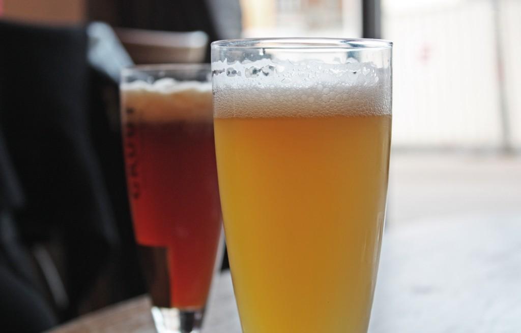 Gruut: una cerveza de hierbas y especias