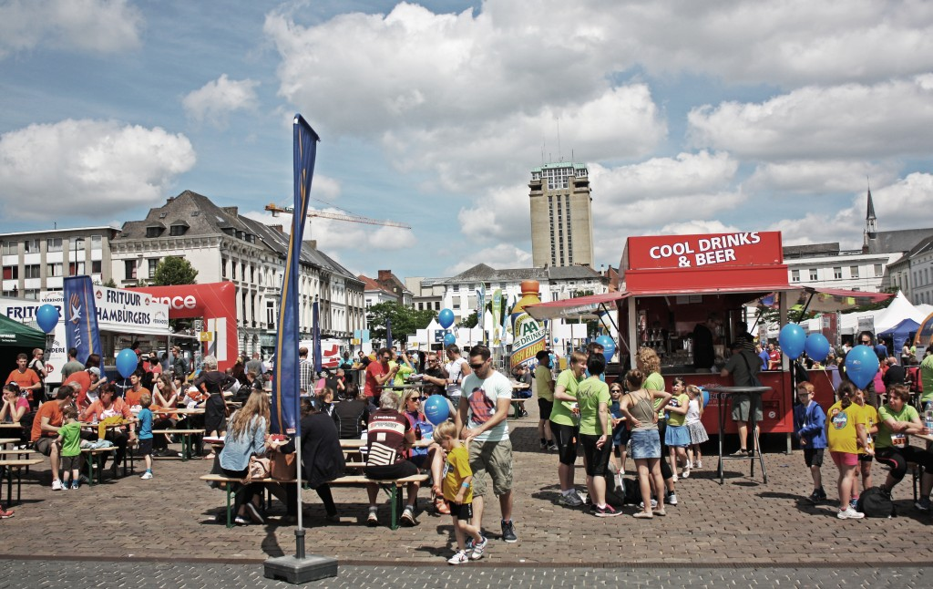 Stadsloop De Gentenaar: los 'runners' toman Gante