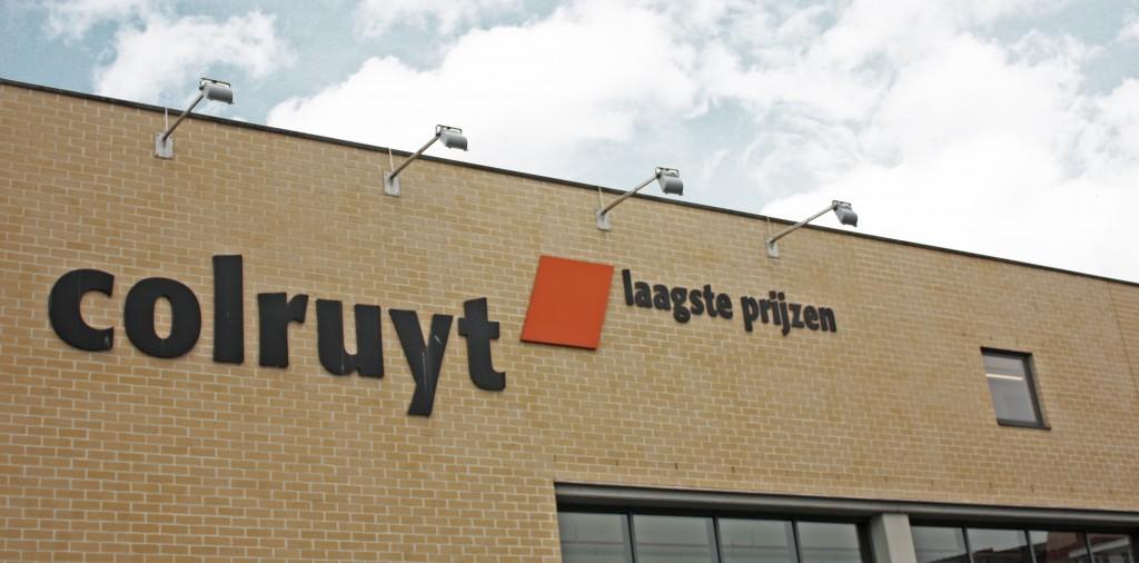 Supermercados en Gante - Colruyt
