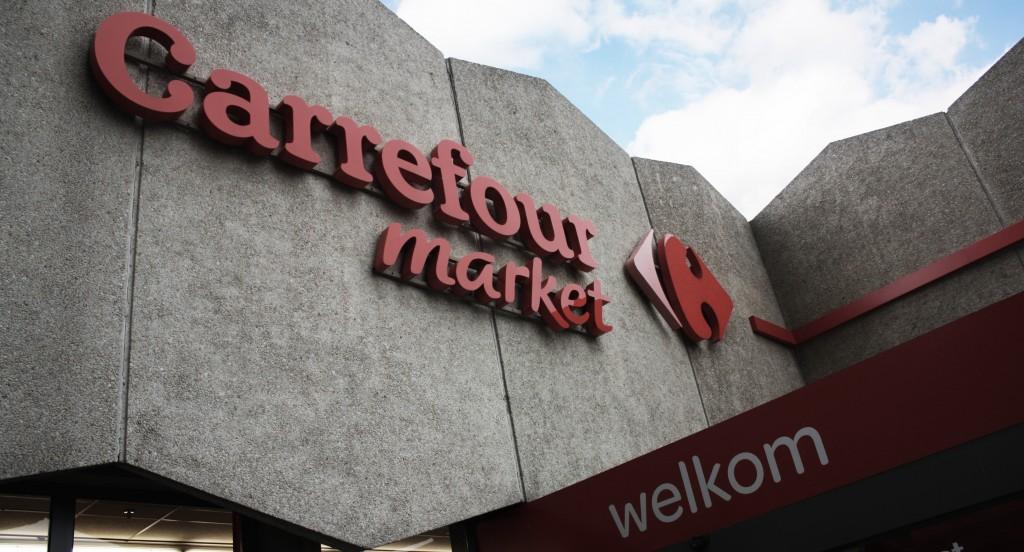 Supermercados en Gante - Carrefour