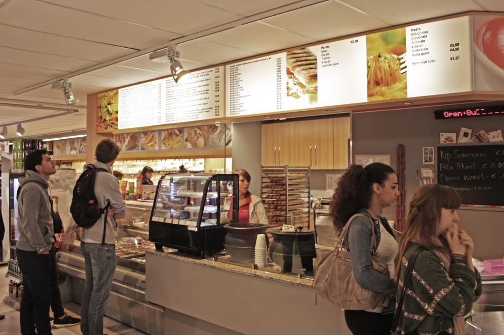 Supermercados en Gante - Spar