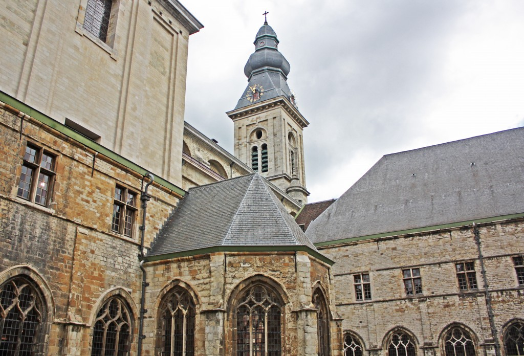 Abadía de San Pedro (Sint-Pietersabdij)