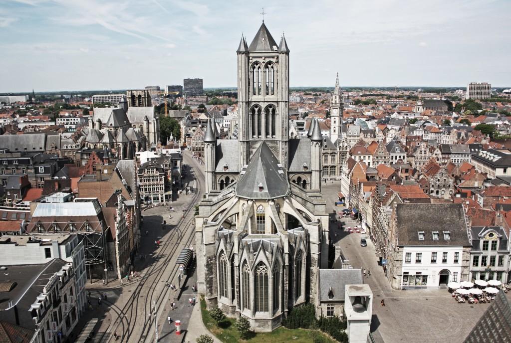 Iglesia de San Nicolás (Sint-Niklaaskerk)