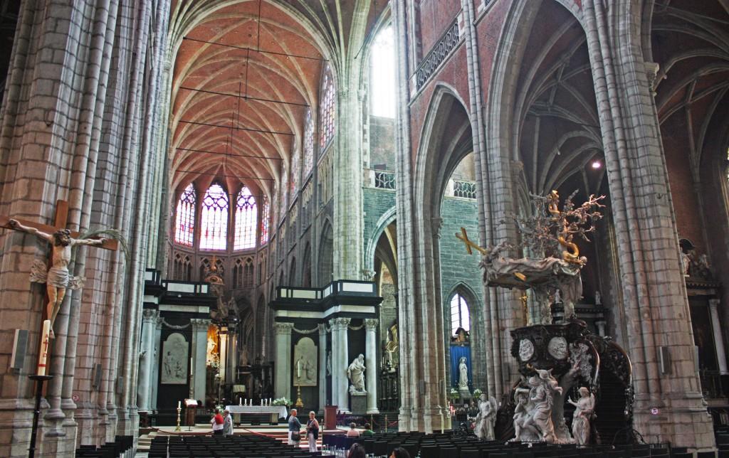 Catedral de San Bavón (Sint Baafskathedraal)