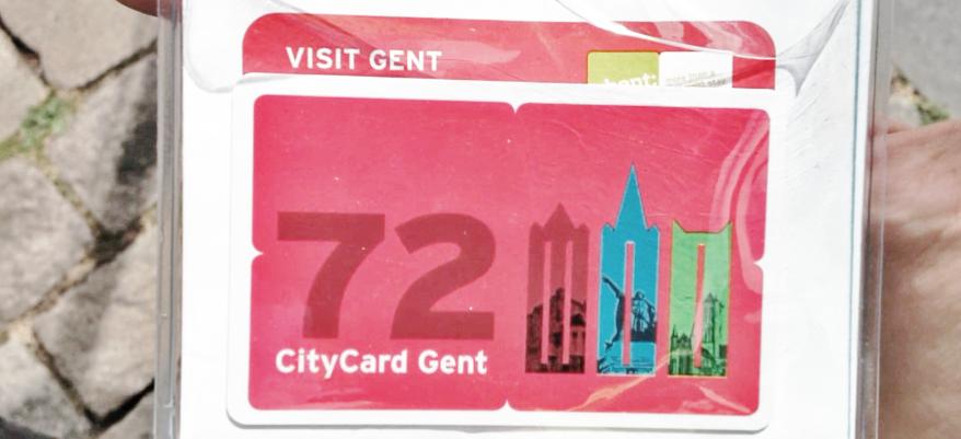 CityCard: visitar Gante en 2 o 3 días
