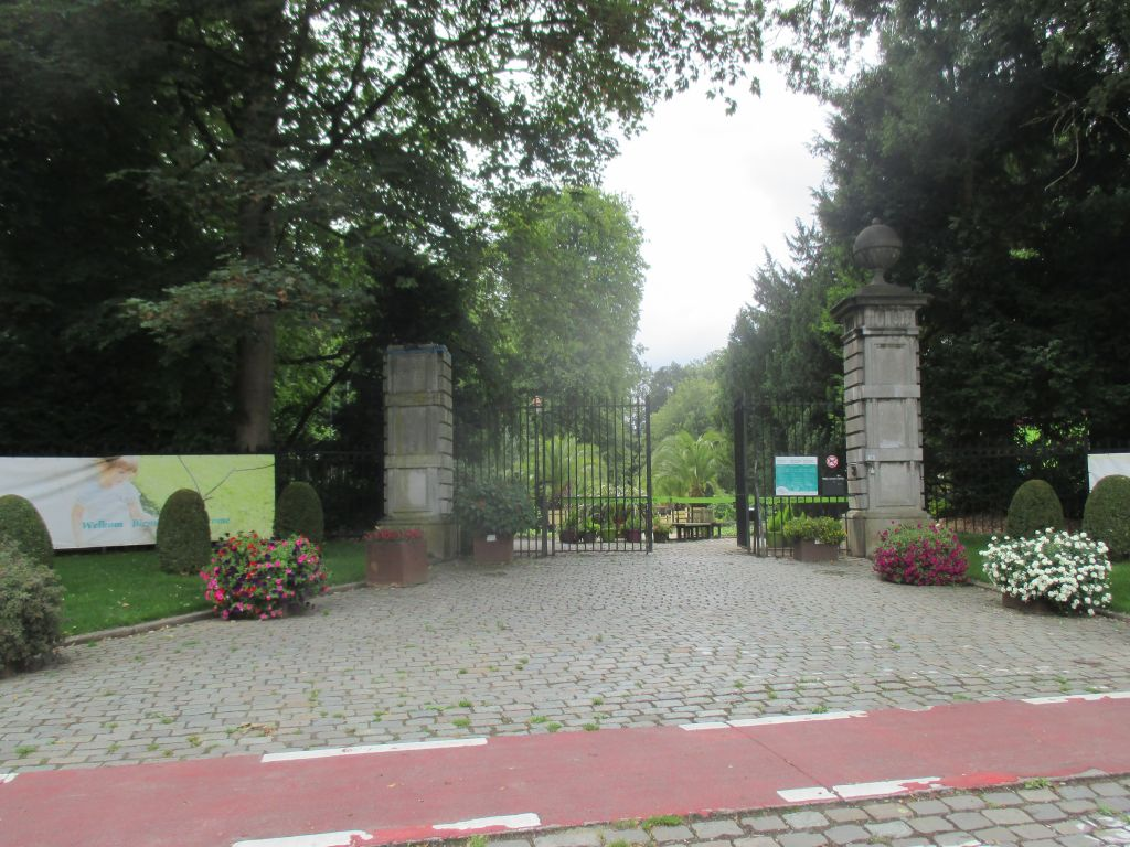 Jard n bot nico de meise gante for Jardin botanico costo entrada