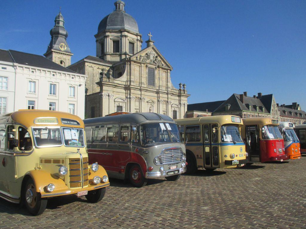 Autobuses de época: Nostalbus