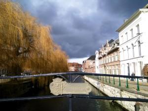 Canal Lieve Conociendo la cara oculta de Gante - IMG 20160203 121520 300x225 - Conociendo la cara oculta de Gante