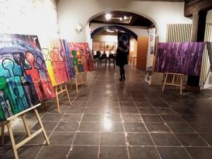 exposición arte abstracto 2 Jaco Acryl Art: la fusión del arte y la música - exposici  n arte abstracto 2 300x225 - Jaco Acryl Art: la fusión del arte y la música