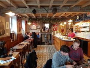 Café Lennik (9) Las mejores cervezas belgas se beben los domingos por la mañana… - Caf   Lennik 9 300x225 - Las mejores cervezas belgas se beben los domingos por la mañana…