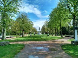 Parques de Gante (2) Los colores de Gante en primavera - Parques de Gante 2 300x225 - Los colores de Gante en primavera