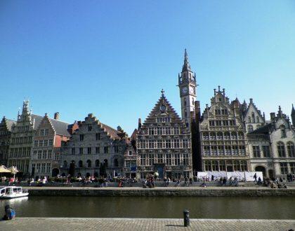 5 estudiantes belgas opinan sobre Gante