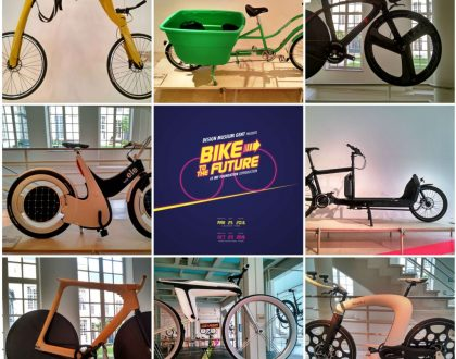 Las bicicletas del futuro llegan a Gante: Bike to the Future!