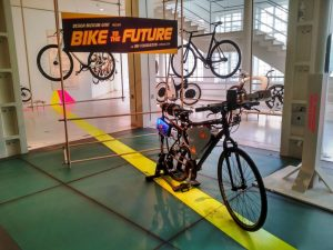 Bike to the future (2) Las bicicletas del futuro llegan a Gante: Bike to the Future! - Bike to the future 2 300x225 - Las bicicletas del futuro llegan a Gante: Bike to the Future!