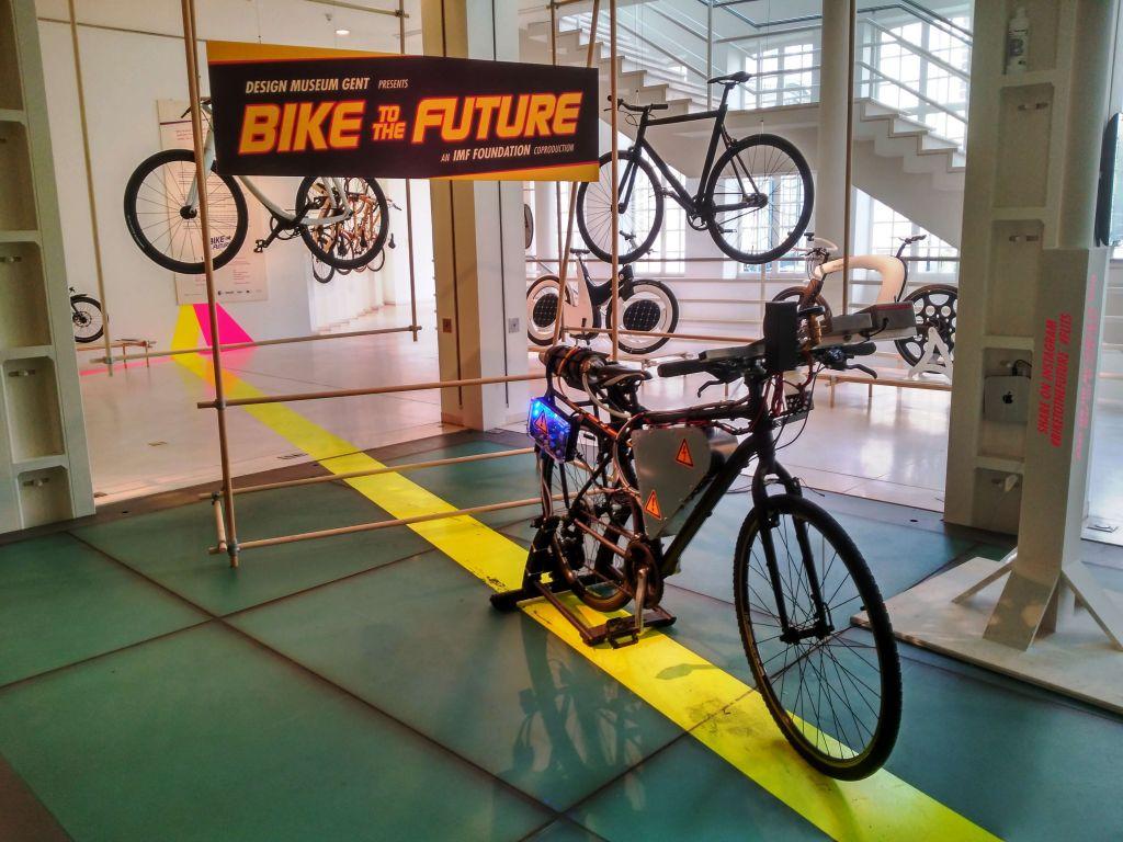 Las Bicicletas Del Futuro Llegan A Gante Bike To The Future
