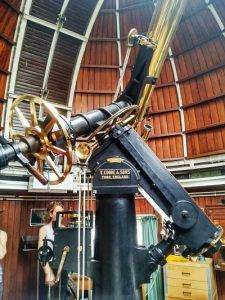 Observatorio Armand Pien (6) Armand Pien, el universo visto desde Gante - Observatorio Armand Pien 6 225x300 - Armand Pien, el universo visto desde Gante