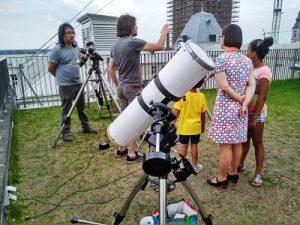 Observatorio Armand Pien (8) Armand Pien, el universo visto desde Gante - Observatorio Armand Pien 8 300x225 - Armand Pien, el universo visto desde Gante