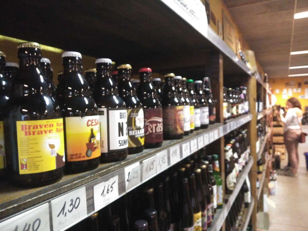 Hopduvel, el paraíso de los cerveceros