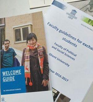 Obtener el carnet universitario y el permiso de residencia en Gante