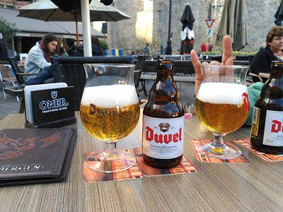 Gante, paraíso de cerveceros