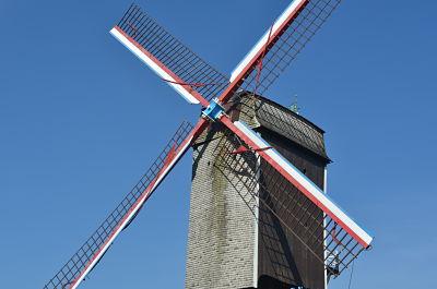 n70_3158_opt Paseo de los molinos de Kruisvest - N70 3158 opt - Paseo de los molinos de Kruisvest