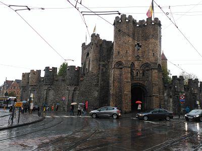 Gravensteen: el castillo más famoso de Gante