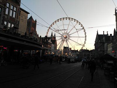 Navidad en Gante: un mercado irresistible...