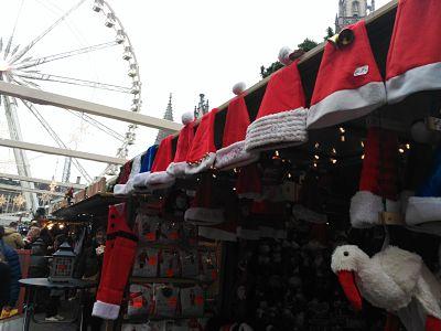 ¿La Navidad más romántica? En Gante