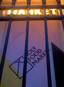 Tres palabras: Holy Food Market - Captura de pantalla 2017 02 26 a las 16 - Tres palabras: Holy Food Market