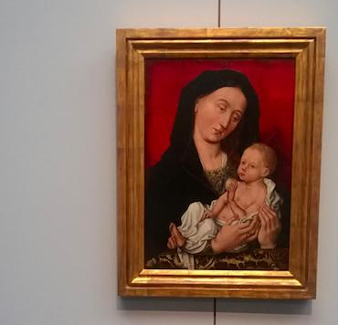 brujas (ii): museo de arte groeninge - Captura de pantalla 2017 04 03 a las 14 - Brujas (II): Museo de arte Groeninge