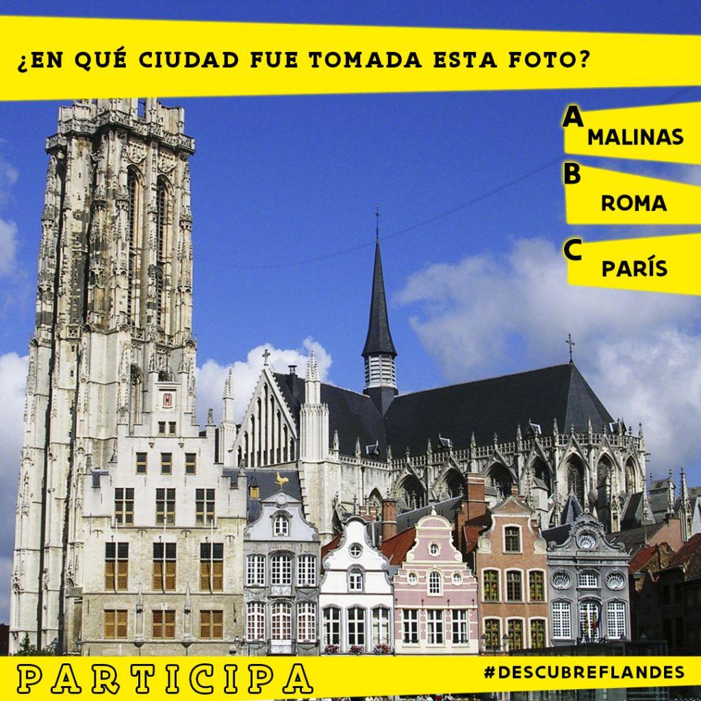 sorteo y #descubreflandes - Descubre Flandes Quiz 1 Malinas 2 005 - SORTEO y #DescubreFlandes