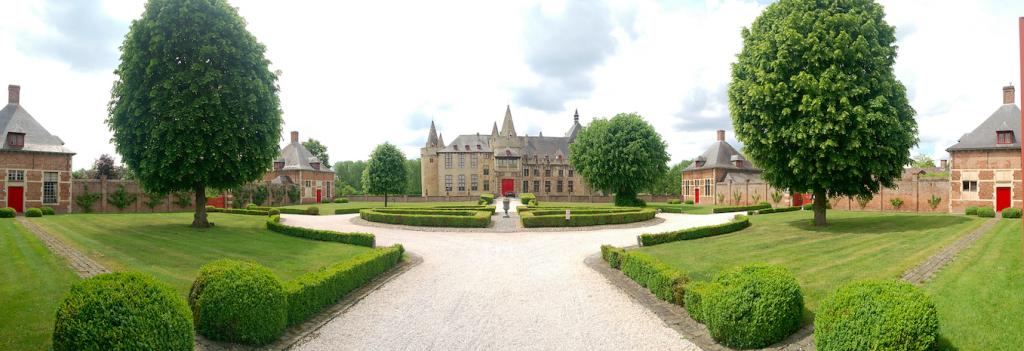 ruta al castillo de laarne - Captura de pantalla 2017 05 23 a las 14 - Ruta al Castillo de Laarne