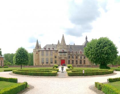 Ruta al Castillo de Laarne