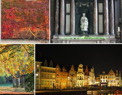 ¿Por qué viajar a Flandes? 13 fotos, 13 razones