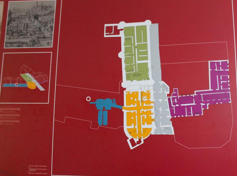 coudenberg: un palacio enterrado (i) - Captura de pantalla 2017 06 18 a las 18 - Coudenberg: un palacio enterrado (I)