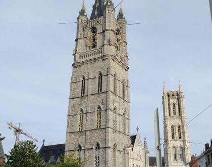 Vídeo: paseo por Gante