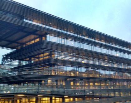 ¡A estudiar! Bibliotecas de Gante