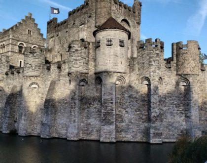 Gravensteen- el Castillo de los Condes de Flandes