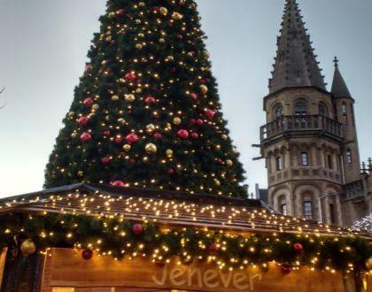 El mercadillo navideño de Gante (I)