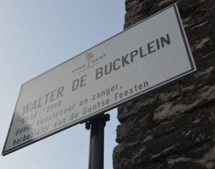 Walter De Buck ¿quién era?