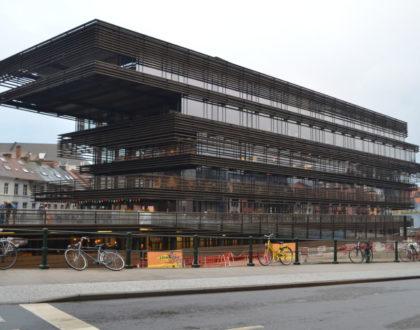 1º aniversario de la biblioteca de Gante: De Krook