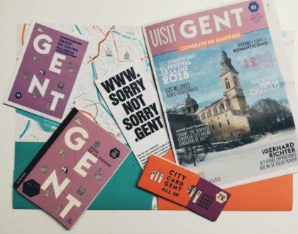 "Todo sobre la ""City Card Gent"""