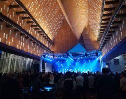 Un concierto inesperado