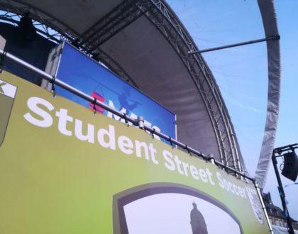 Student Street Soccer