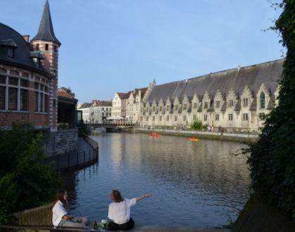 Secretos de Gante: el Appelbrugparkje